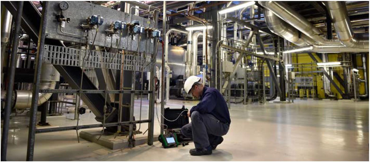 Effizienzsteigerung in Kraftwerken durch ein modernes Kalibrierverfahren