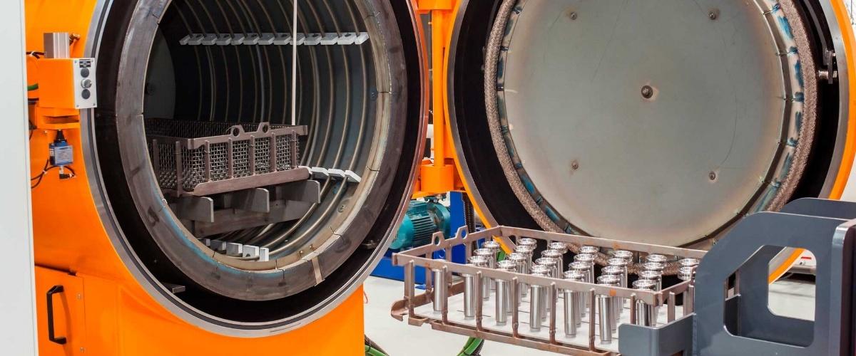 AMS2750 Heat treatment furnace - Beamex blog post