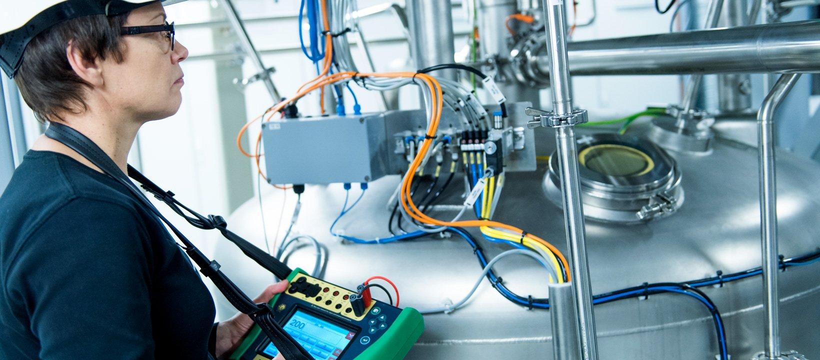 Optimal Calibration Parameters for Process Instrumentation